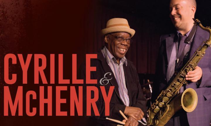 Andrew Cyrille and Bill McHenry