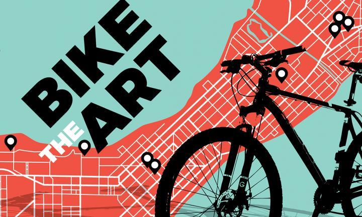 Bike the Art October