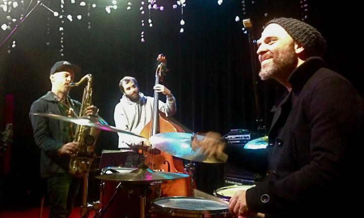 Chris Speed, Dave King, Chris Tordini Trio
