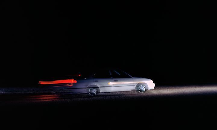 Maz Cozzi Speeding Car