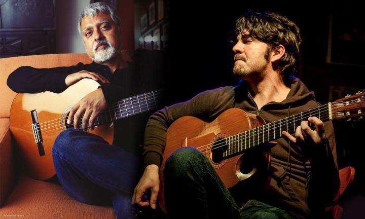 Fareed Haque and Goran Ivanovic Guitar Duo