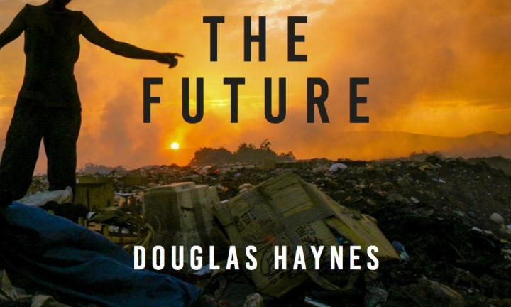 Every Day We Live Is the Future cover Douglas Haynes