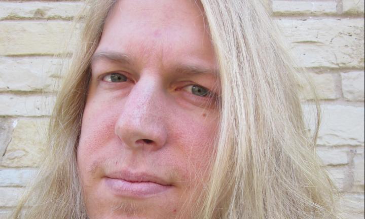 Poet Josh Kalscheur