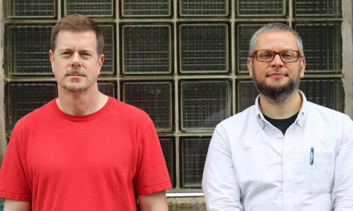 Ken Vandermark and Nate Wooley
