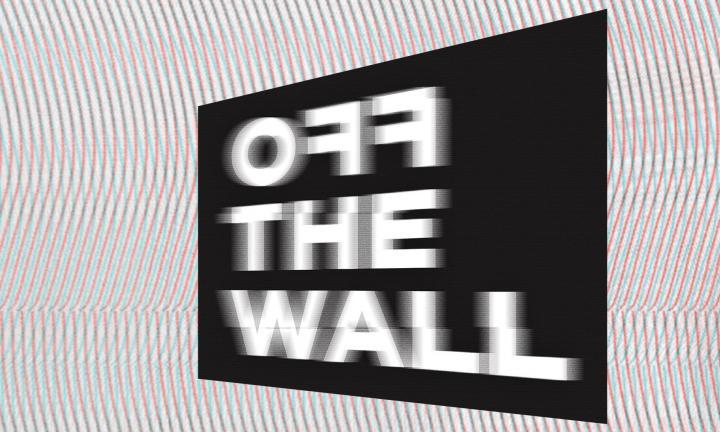 OFF THE WALL video art screenings
