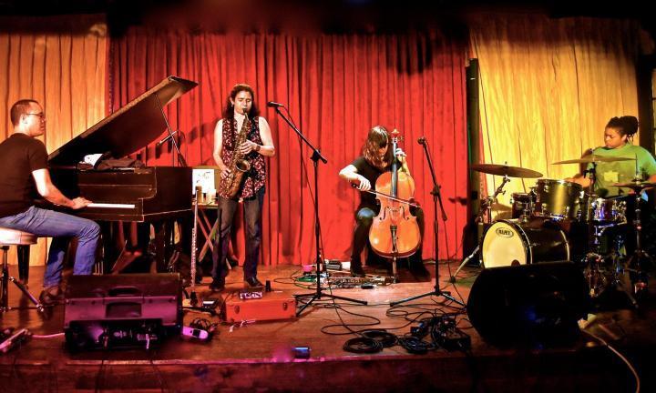 Tephra Sound - Helen Gillet