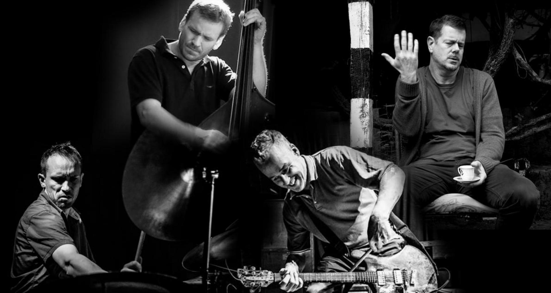 Hassles: Ken Vandermark, Terrie Ex, Paal Nilssen-Love