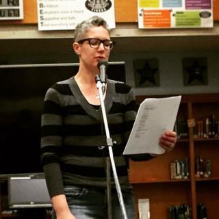 Abigail Swetz Wisconsin spoken word artist poet