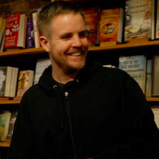 Ben LeRoy Madison Wisconsin novelist Tyrus Books