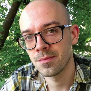 Madison WI Writer Sean Bishop