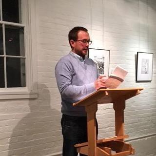 Poet Sean Karns