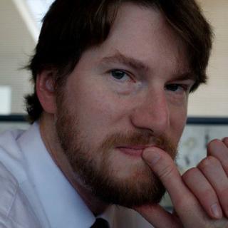 Writer Martin Seay